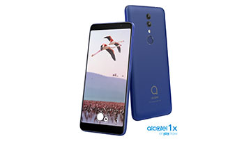 TCL Communication officially introduces the company's newest Alcatel 1 Series smartphones as part of CES® 2019