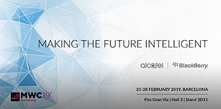 TCL Communication unveils its latest Alcatel 3 and 1 Series mobile devices at Mobile World Congress 2019