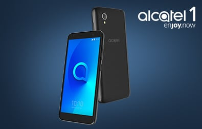 Alcatel Brings Android Oreo (Go edition) to Even More Affordable Smartphones