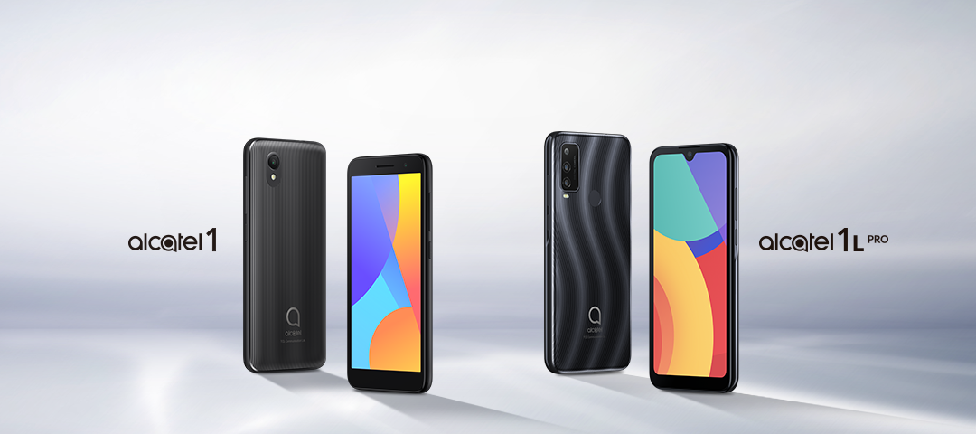 TCL Communication adds new affordable smartphones to Alcatel 1 Series line-up